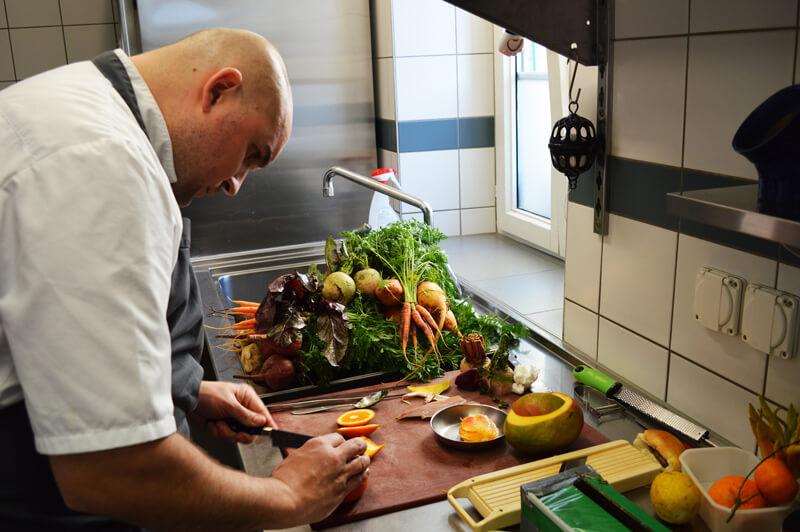 restaurant cuisine gastronomique morges